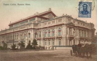 Buenos Aires, Teatro Colón / theatre