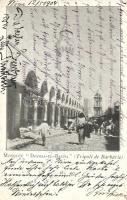 Tripoli, Djamaa-el-Bacha mosque