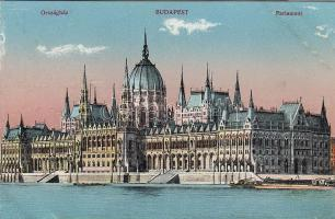 Budapest V. Parlament