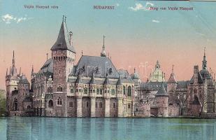 Budapest XIV. Vajdahunyad Castle, Budapest XIV. Vajdahunyad vára