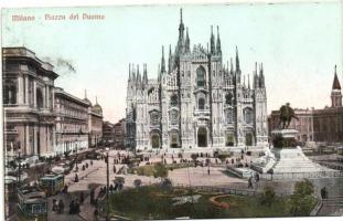 Milano Piazza del Duomo / Cathedral Square