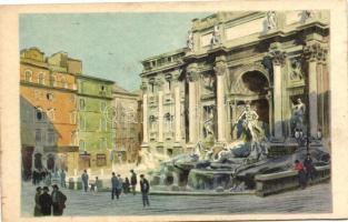 Roma, Fontana di Trevi / fountain