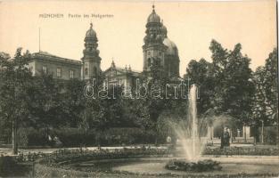 München, Hofgarten / palace garden