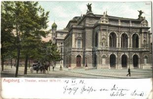 Augsburg, Theatre
