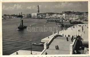 Venice, Venezia; New Bridge, Arsenal, Riva Schiavoni