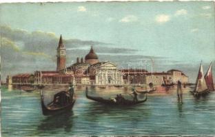 Venice, Venezia; Isola di S. Giorgio, A. Traldi