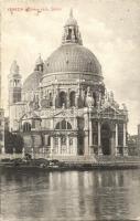 Venice, Venezia; Chiesa della Salute / church