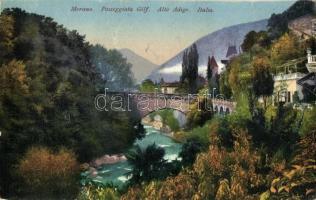 Merano, Passeggiata Gilf, Alto Adige
