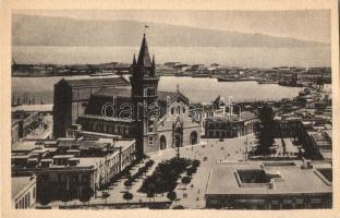 Messina, Cattedrale, Porto / cathedral, port