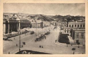 Messina, Palazzo di Giustizia, R.Universita / palace, university