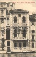 Venice, Venezia; Palazzo Contarini Pasan / palace