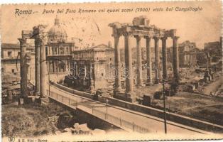 Rome, Roma; Foro Romano, Campidoglio