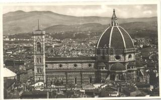 Firenze, Cathedral, Old palace's tower