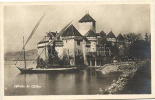 Chateau de Chillon / castle