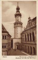 Sopron, Várostorony, Hűségkapu