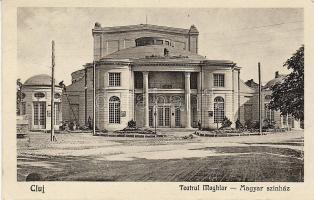 Cluj-Napoca, Hungarian theatre, Kolozsvár, Magyar színház