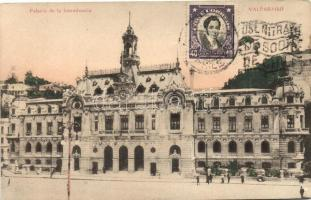 Valparaíso, Palacio de la Intendencia / Palace of the Administration