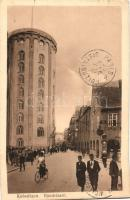 Copenhagen, Kobenhavn; Rundetaarn / tower, street