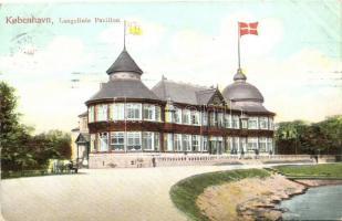 Copenhagen, Kobenhavn; Laugelinie Pavillon / pavilion