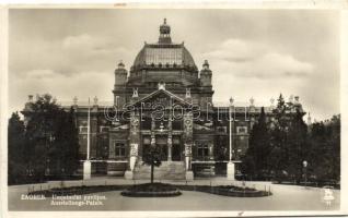 Zagreb, Ausstellung Palais / Exhibiton palace