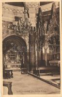 Split, Unutrasnji dio Stolne Crkve / cathedral interior