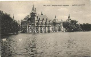 Budapest XIV. Mezőgazdasági múzeum, Budapest XIV. Agrikulturmuseum
