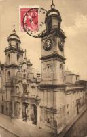 Buenos Aires, Parroquia de San Ignacio, Bolivar y Alsina / church