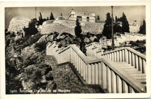 Split, Spalato; Dra Racica na Marjanu