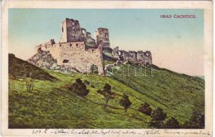 Cachtice, castle, Csejte, vár