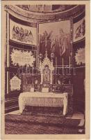 Jerusalem, Austro-Hungarian pilgrimage chapel, High Altar, interior