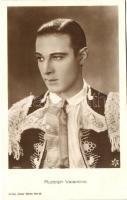 """Rudolph Valentino; Verlag """"Ross"""" Berlin SW 68."""