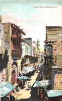 Cairo, Street Mourad Pacha