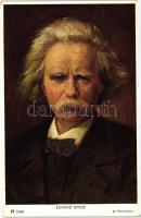 Edvard Grieg, serie 705. pinx. A. Hermann