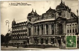 Antwerpen, Anvers; Opera