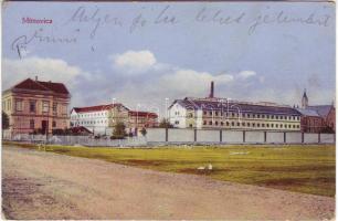 Szávaszentdemeter, Mitrovica; factory, Szávaszentdemeter, Mitrovica; gyár