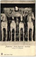 Palermo, National Museum, Quadriga metope of Selinunte