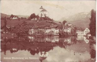 Werdenberg, castle