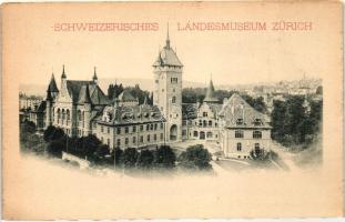 Zürich, Schweizerisches Landesmuseum