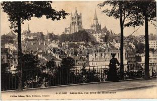 Lausanne, Montbenon