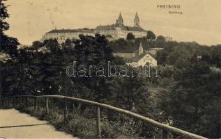 Freising Katedrális domb, Freising Cathedral Hill