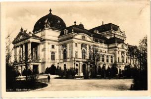 Graz, Opernhaus / opera house