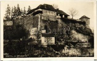 Graz, Kastell am Schlossberg / castle