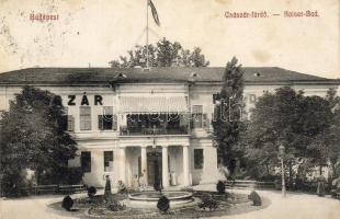 Budapest II. Császár fürdő