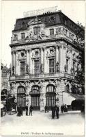 Paris, Theatre de la Renaissance
