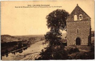 Lalinde, St. Front chapel