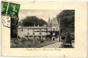Broglie, Manoir de la Boulaye / castle