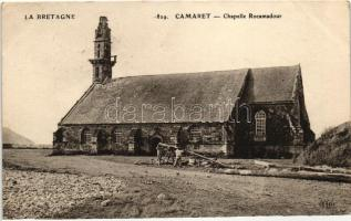 Camaret-sur-Mer, Chapelle Rocamadour / chapel