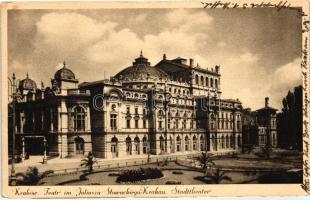 Kraków, Theatre