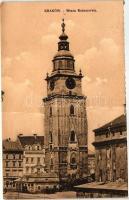 Kraków, Wieza Ratuszowa / town hall