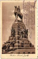 Kraków, Pomnik Jagielly / Jagiello  statue
